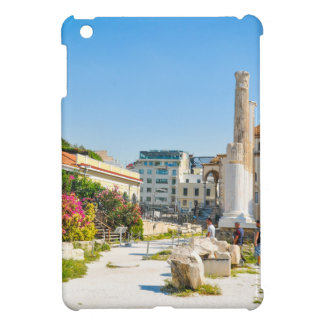 Hadrian Library in Athens, Greece iPad Mini Cover