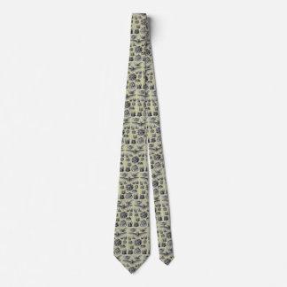 Haeckel Bats Tie
