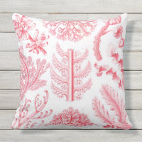Botanical Cushions Botanical Scatter Cushions Zazzle