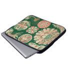 Haeckel Discomedusae Laptop Sleeve