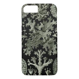 Haeckel iPhone 7 case - Lichenes