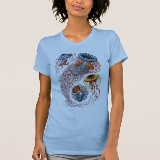 Haeckel Jellyfish Shirt