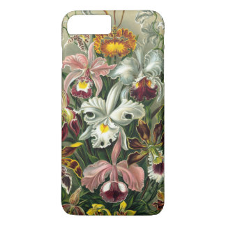 Haeckel's Colorful Orchid Lithograph iPhone 7 Plus Case