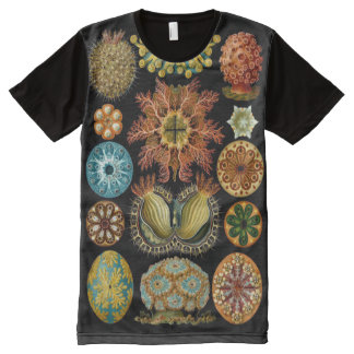 Haekel Full Print All Over Front All-Over Print T-Shirt