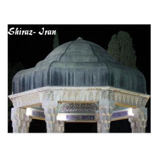 Hafezieh Postcard