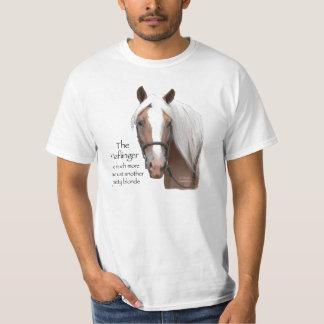 Haflinger Face T-Shirt