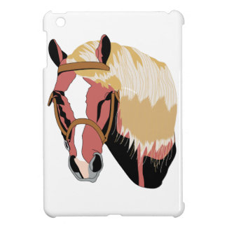 Haflinger Horse iPad Mini Covers
