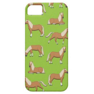 Haflinger iPhone 5 Case