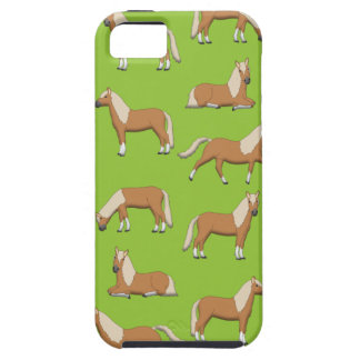 Haflinger iPhone 5 Cover