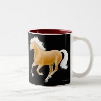 Haflinger Palomino Horse Mug