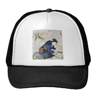 Hagatame New Years ritual by Totoya, Hokkei Trucker Hat
