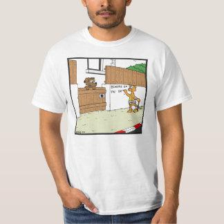 Hagen Cartoons Promotion T-Shirt