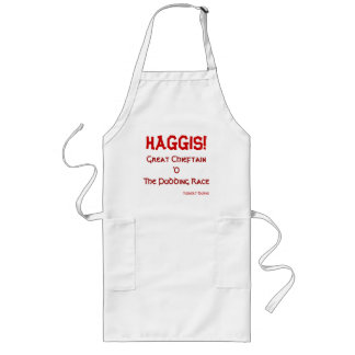HAGGIS!, Great Chieftain'O The Pudding Race Long Apron