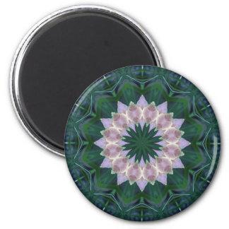 Hagi Mandala Refrigerator Magnet