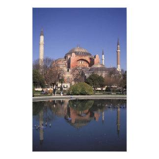 Hagia Sophia, Istanbul, Turkey Art Photo