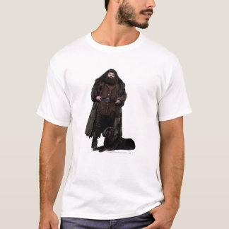 Hagrid and Dog T-Shirt