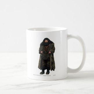 Hagrid Basic White Mug