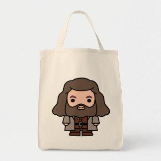 Hagrid Cartoon Character Art