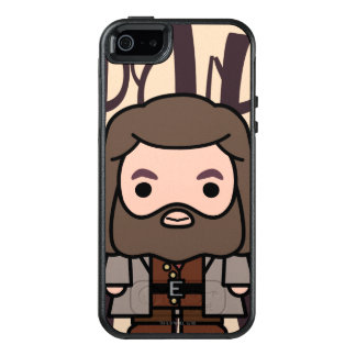 Hagrid Cartoon Character Art OtterBox iPhone 5/5s/SE Case