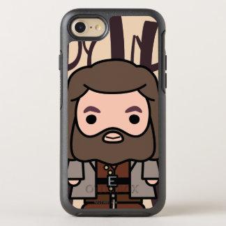 Hagrid Cartoon Character Art OtterBox Symmetry iPhone 7 Case