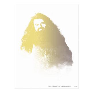 Hagrid Postcard