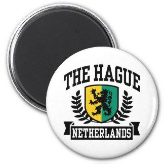 Hague 6 Cm Round Magnet