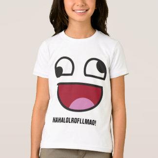 haha lol rofl lmao! T-Shirt