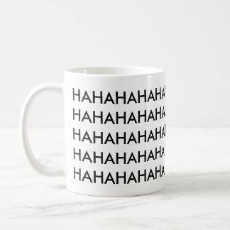 HAHAHA Mug