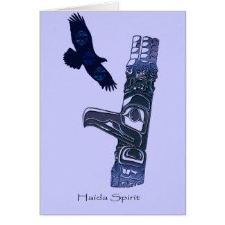 HAIDA COLLECTION CARD