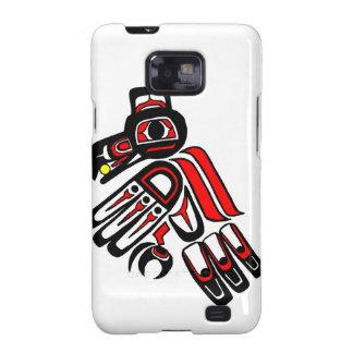 Haida Raven Samsung Galaxy Covers