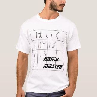 Haiku Master T-Shirt