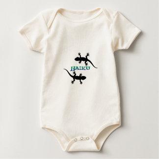 Haiku Maui Geckos Baby Bodysuit