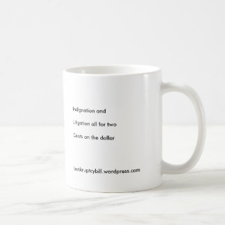 Haiku Mug - Indignation