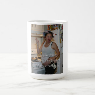 Haiku - Pregnancy Cravings Coffee Mug