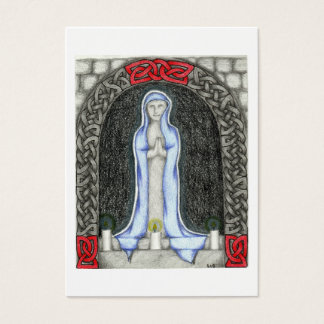 Hail Mary prayer cards
