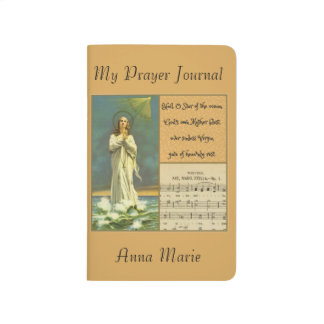 Hail Mary Star of the Sea Ave Maris Stella Journal