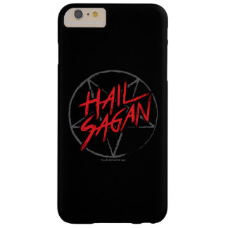 Hail Sagan Barely There iPhone 6 Plus Case