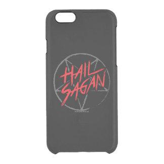 Hail Sagan Clear iPhone 6/6S Case