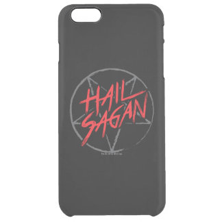 Hail Sagan Clear iPhone 6 Plus Case