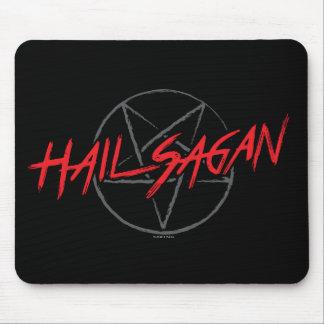 Hail Sagan Mouse Pad