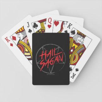 Hail Sagan Playing Cards