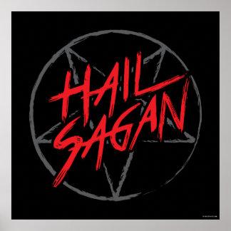 Hail Sagan Poster