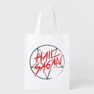 Hail Sagan Reusable Grocery Bag