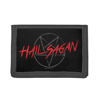 Hail Sagan Trifold Wallet