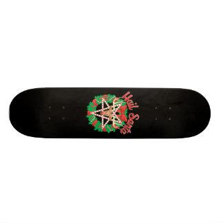 Hail Santa! Skateboards