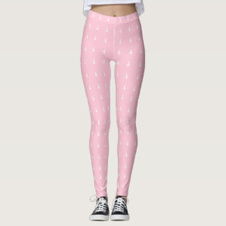 Hail Satan Leggings