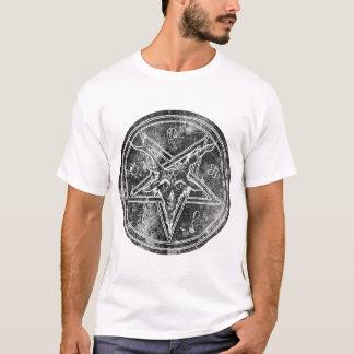 Hail Satan - Pentagram - CROSS - 666 - Cult shirt