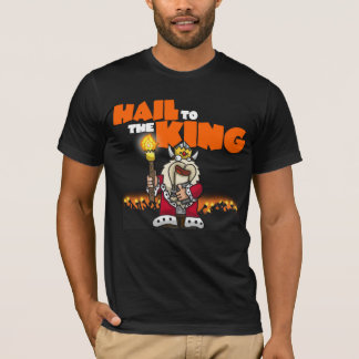 Hail to the King - Men's T-Shirt
