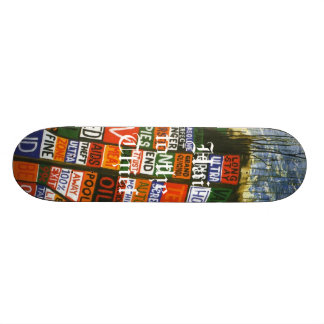 Hail to the Thief Board Skate Boards