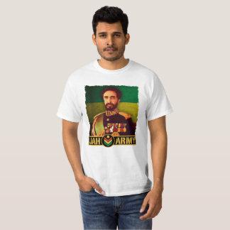 Haile Selassie Emperor - Reggae - Jah Army shirt